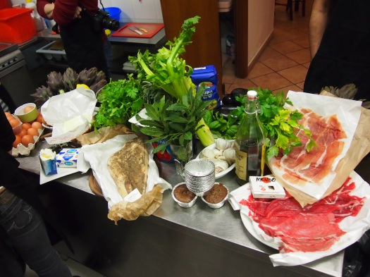 Cooking Classes in Rome, Trestevere, 2013