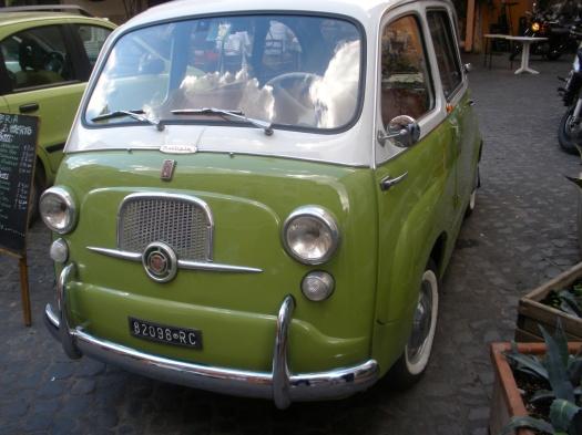 Fiat 600 Multipla, Trestevere