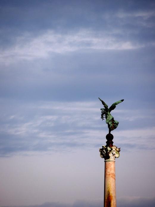 Detail, Il Vittoriano Monument