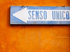 One Way, Regola