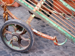 Marketing Cart, Campo di Fiori