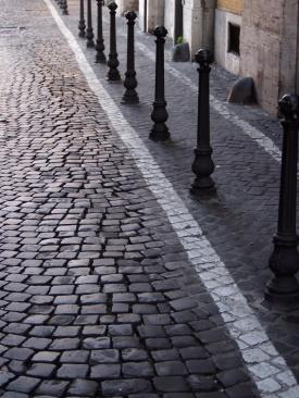 Detail, Piazza Navona