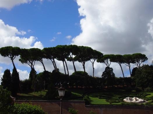 Vatican Gardens, Rome, 2013