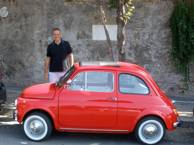 Cinquecento, Rome, 2012