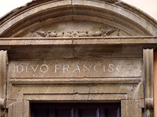 Convent of Saint Francesco, Frascati, Italy, 2012