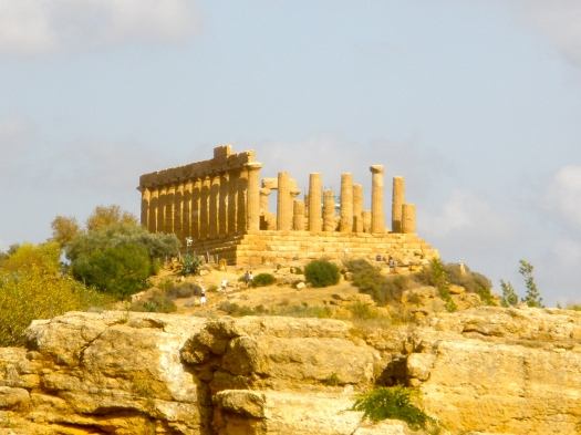 Valley of the Temples, Agrigento, Sicily, 2010