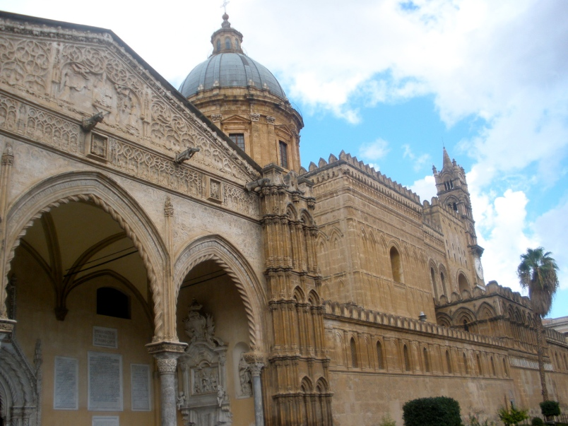 Palermo Cathedral, Sicily, 2010