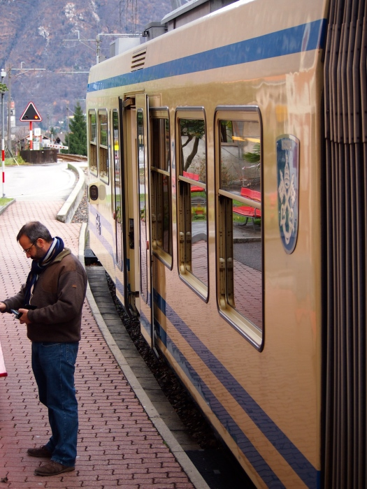 Centovalli Railway, Italy, 2012