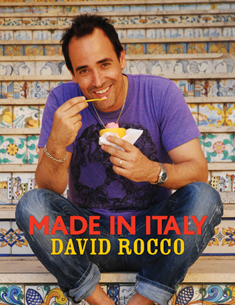 """Made in Italy"", David Rocco"