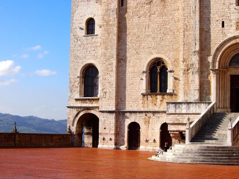 Palazzo dei Consoli, Gubbio, Italy, 2012